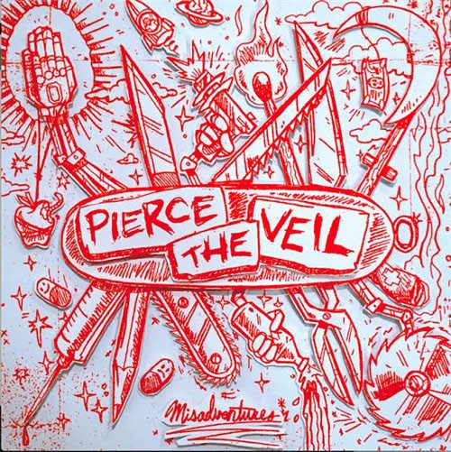 Pierce The Veil är äntligen tillbaka