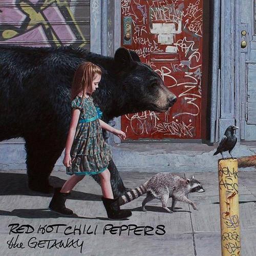 Red Hot Chili Peppers är tillbaka!