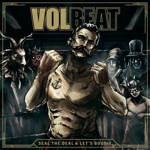 Första singeln från Volbeats nya platta är här