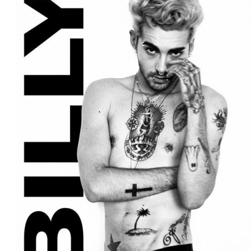 Bill Kaulitz går sin egen väg som Billy