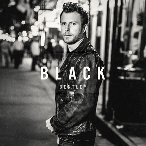 Dierks Bentley överraskar med Black