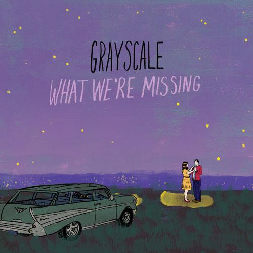 Missa inte Grayscales debutplatta