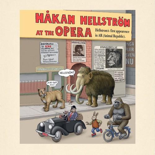 Ett efterlängtat Hellström-album