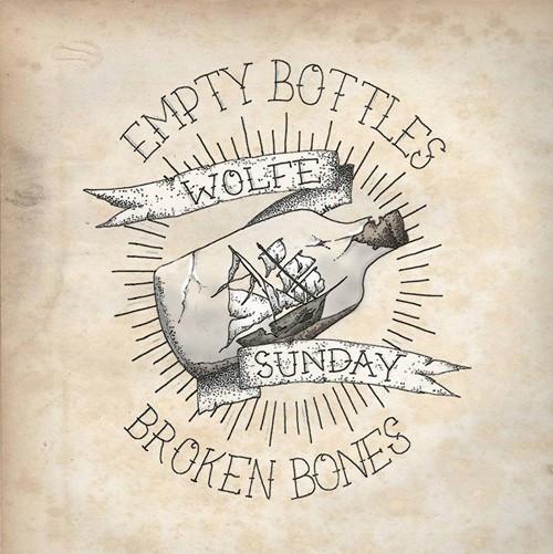 Ärlig punkfolkrock från Wolfe Sunday