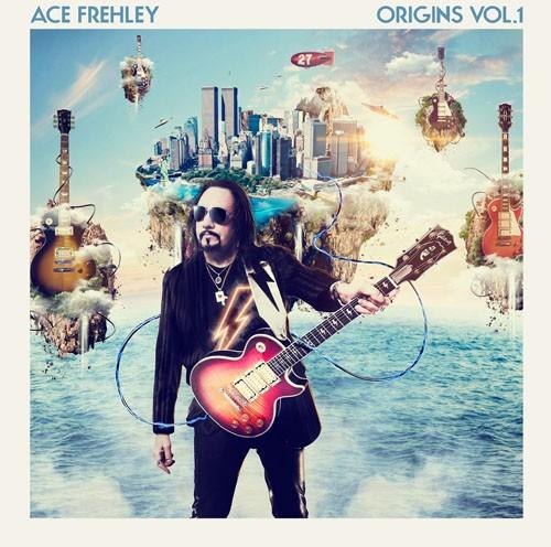 Vilka sköna covers, Ace Frehley!