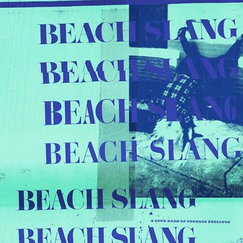 Mer punkrockpoesi av Beach Slang