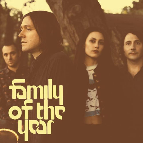 Ett klassalbum av Family Of The Year