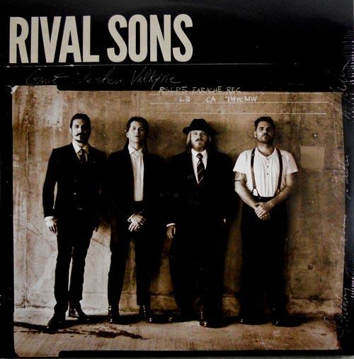 Stökigt och bra av Rival Sons