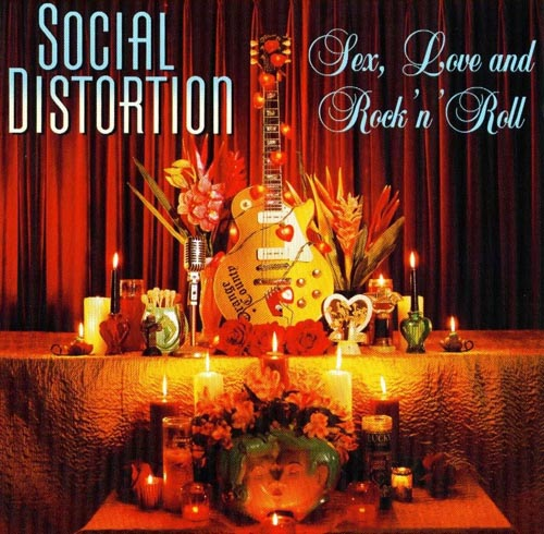 Social Distortion rockar skiten ur oss