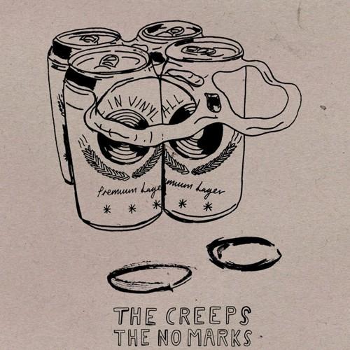 The Creeps är tillbaka med två kalaslåtar