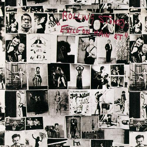 Odödliga Stones med ett odödligt album