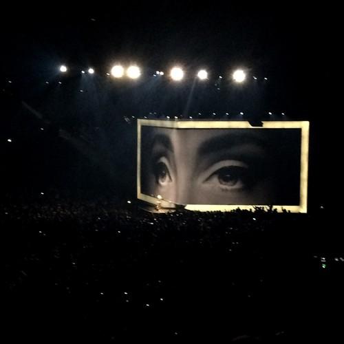 Adele – bättre live än på platta