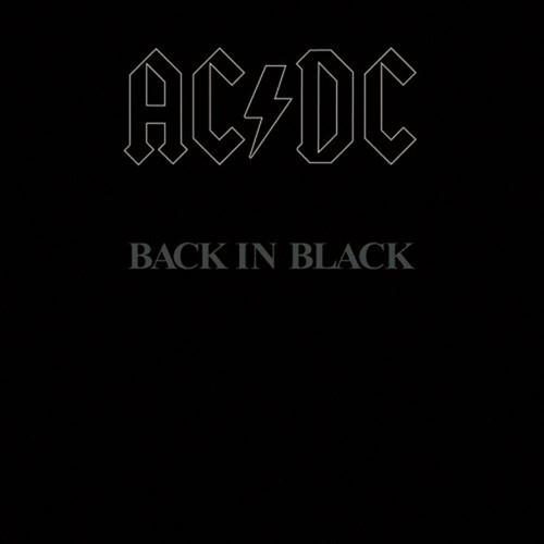 Det är en perfekt platta av AC/DC