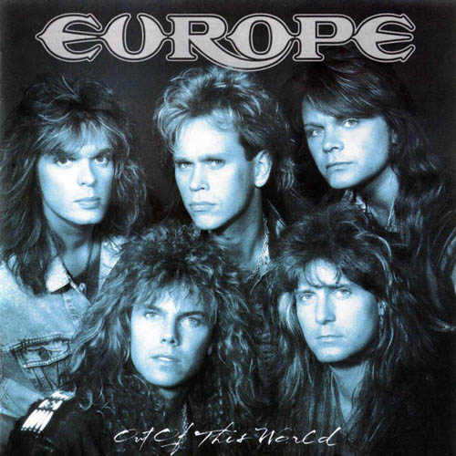 Europe – så mycket bättre förr