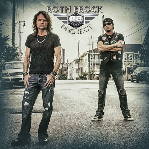 Ett finfint debutalbum, Roth Brock Project!