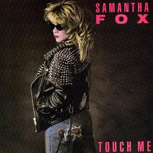 Min ungdomskärlek Samantha Fox …
