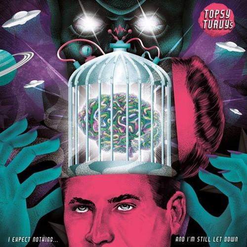 Escape – en riktigt vass singel av Topsy Turvy's