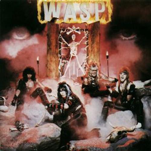 Vilken fantastisk debut av W.A.S.P.
