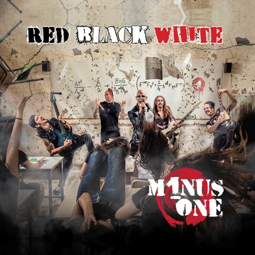 Minus One - Red White Black