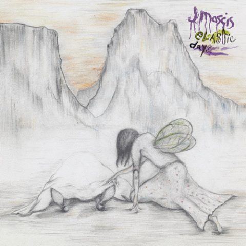 J Mascis - Elastic Days - Artwork