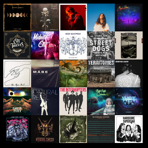 Årets Bästa Album 2018