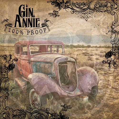 Gin Annie - 100 % Proof