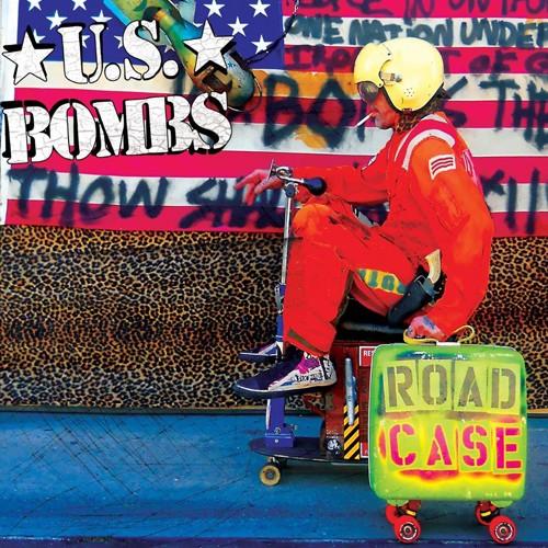 U.S. Bombs - Road Case