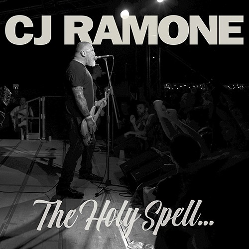 CJ Ramone - The Holy Spell
