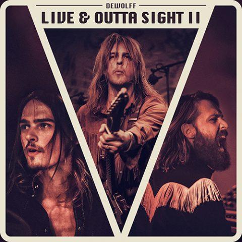 DeWolff - Live & Outta Sight II NY