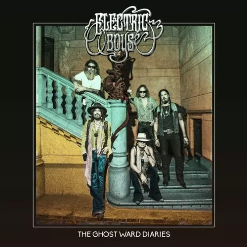 Electric Boys - The Ghost Ward Diaries