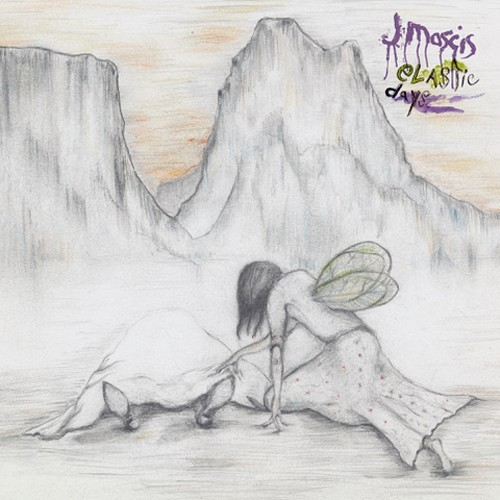 J Mascis - Elastic Days - Artwork